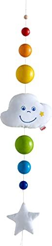 HABA - Mobile Welt des Regenbogens Iris Spielzeug für Babys,...