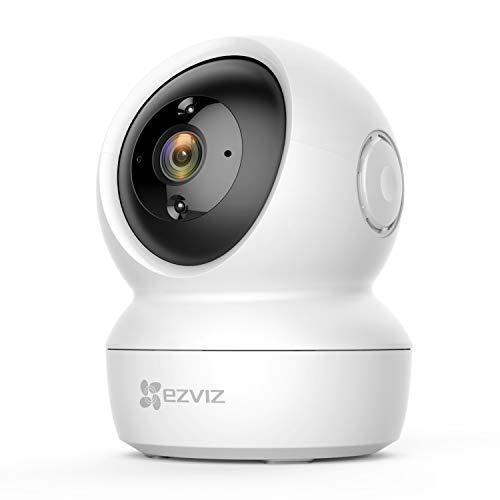 EZVIZ 1080P WLAN IP Kamera, schwenkbare Überwachungskamera Innen mit...