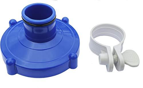 Algenschnapper Bodensauger an Filteranlage für Quick-up Pools von...
