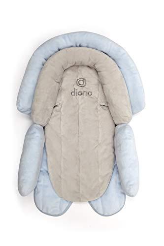 Diono Kopfstütze– Cuddle Soft, Grau/Blau *
