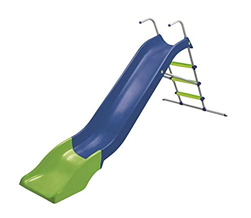HUIJK Rutsche Slide Gartenrutsche Kinderrutsche Wellenrutsche...