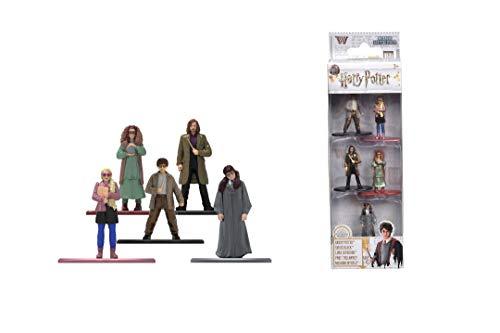 Dickie Toys 253180004 5-Pack, Die-Cast Nano, Set, Figuren, Harry...