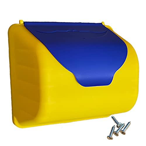 TikTakToo Kinder Briefkasten für Spielturm oder Spielhaus für die...