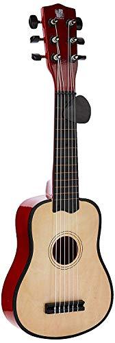 Concerto 701201 Gitarre 55 cm, Kindergitarre aus Holz, Musikinstrument...