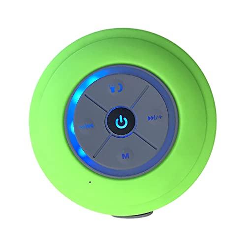prasku Duschradio IPX4 Wasserdicht Kinder USB LED Bluetooth...