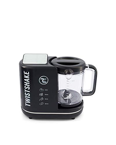 Twistshake 78525 6in1 Baby Food Processor Black...