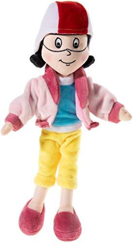 Heunec 110274 Bibi Blocksberg Karla Kolumna Puppe mit Sound, rosa