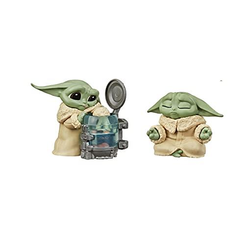 Hasbro Star Wars The Bounty Collection Series 3 The Child Figuren 5,5...