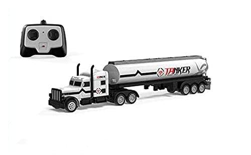DDTETDY Traktor Öltankwagen 2,4 GHz Schneller 1:16 Verhältnis...