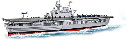 COBI 4815 USS Enterprise (CV-6) Konstruktionsspielzeug 2510...