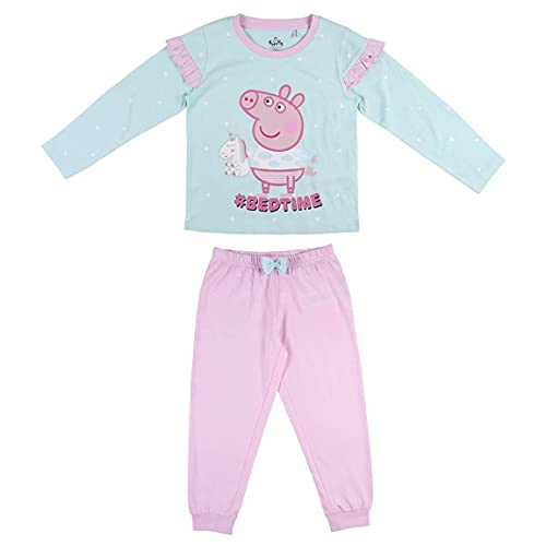 CERDÁ LIFE'S LITTLE MOMENTS Mädchen Chica Pig-Pijama de Invierno...