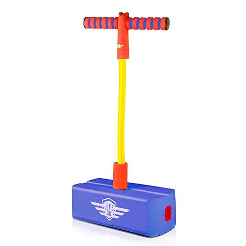 ATOPDREAM Kinder Pogostick ab 3-12 Jahre, Weihnachts Geschenke für Jungen Geburtstagsgeschenk Spielzeug 3-12...