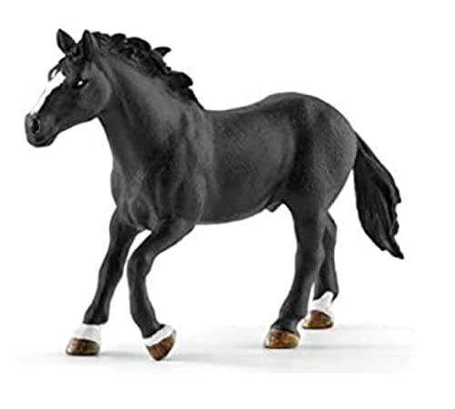 Farmlife - kompatibel mit Schleich Wildpferd schwarz (Bronc) aus Set...