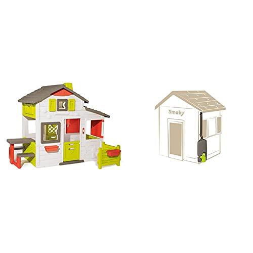 Smoby 7600810203 - Neo Friends Haus - Spielhaus für Kinder für...