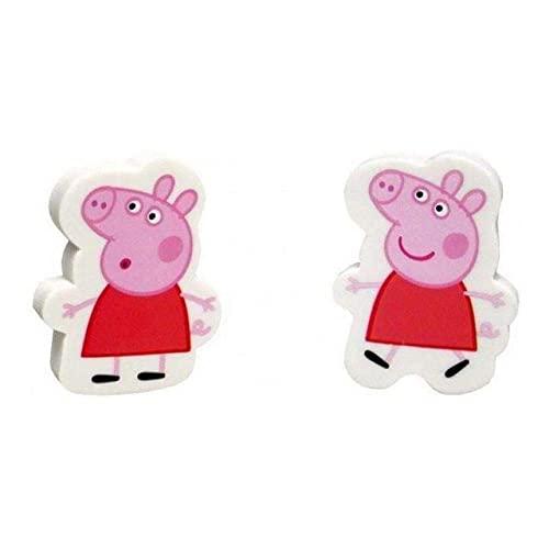 PEPPA PIG - Radiergummi, mehrfarbig (ER-02-PG)