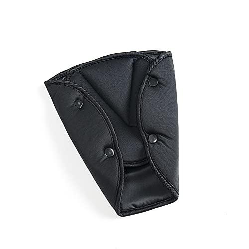 YUEQI 1 Stück Dreieck-Sicherheitsgurt-Einsteller-Positionierer...