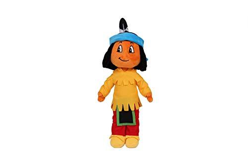 Yakari Indianerjunge Plüschfigur