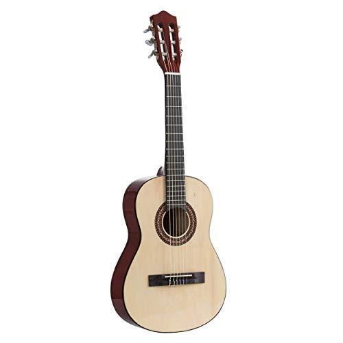 Voggenreiter Kindergitarre 1/2 Größe aus Holz - Gitarre für Kinder...