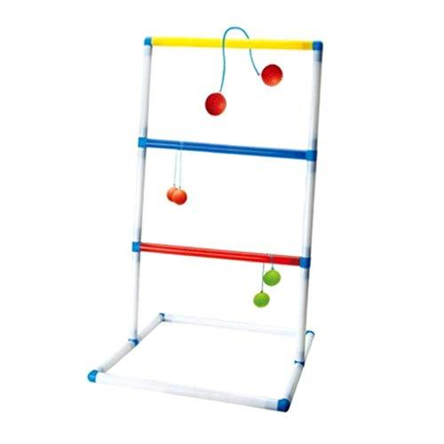 Tubayia Ladder Golf Leitergolf Spiel Wurfspiel Outdoor Spielzeug für...