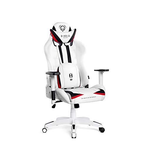 Diablo X-Ray Gaming Stuhl Bürostuhl Kinderstuhl Schreibtischstuhl 4D...