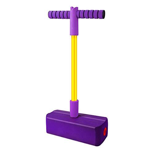 Babyhelen Schaum Pogo Jumper, Bungee Jumper - weicher Pogo Stick Bouncer für Kinder