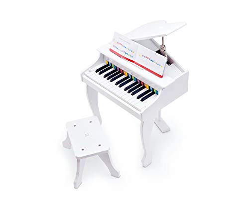 Hape Luxusflügel | Piano mit 30 Tasten, inklusive Stuhl,...