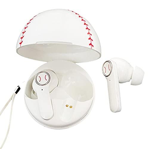Bluetooth-Kopfhörer In-Ear Ohrhörer Kabellose Bluetooth 5.1 Baseball...