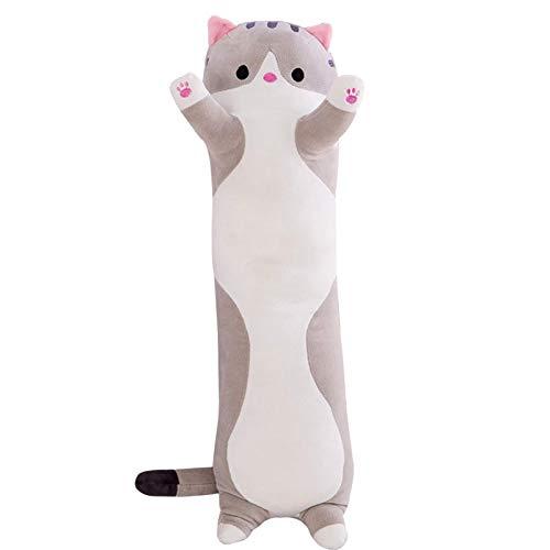 Plus Puppe Spielzeug Katze, Stofftiere Lange Baumwolle Niedliche...
