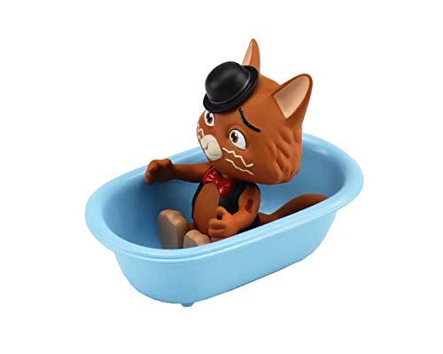 Smoby 7600180116 180116 Spielfigur Stink mit Badewanne, Figur aus der...