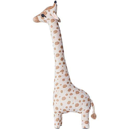 Giraffen-Plüschkissen - süßes Giraffen-Umarmungskissen -...