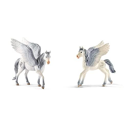 Schleich 70522 bayala Spielfigur - Pegasus, Spielzeug ab 5 Jahren &...