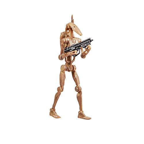 Star Wars The Vintage Collection Battle Droid Spielzeug, 9,5 cm, Star...