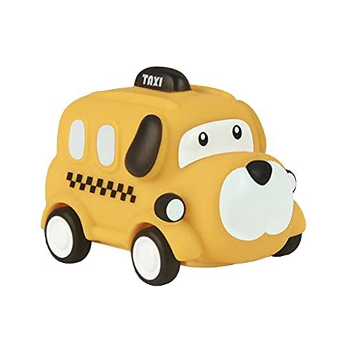 YO-HAPPY Baby Auto Spielzeug Tier Cartoon Mini Auto Spielzeugfahrzeuge...
