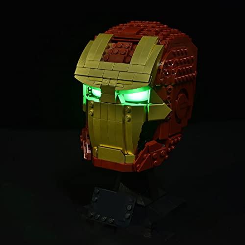 LIND Led Beleuchtungsset für Lego 76165 Super Heroes Marvel Iron Mans...
