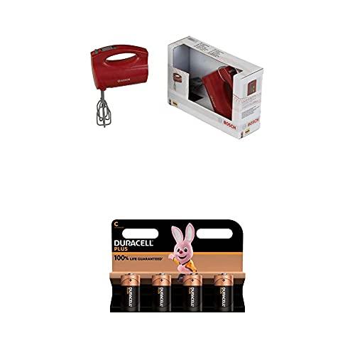 Theo Klein 9574 Bosch Handmixer I Batteriebetriebene Mixer mit Sich...