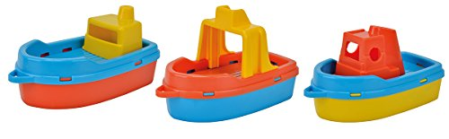 Simba 107258792 - Boat Trio Water Toy