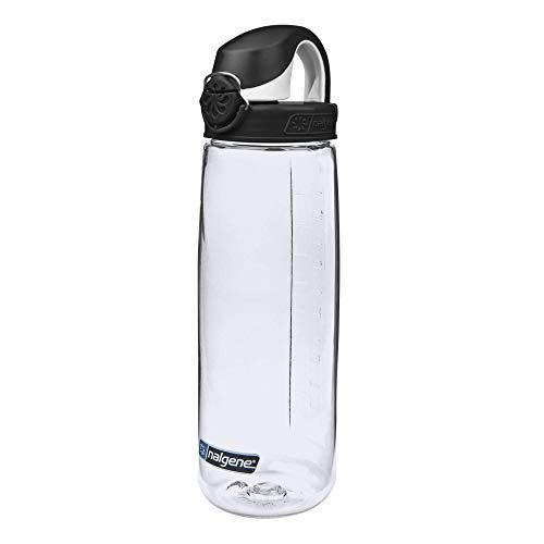Nalgene Kunststoffflaschen 'Everyday OTF', Schwarz ,0,65 L