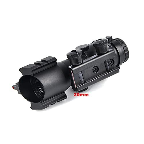 Optisches Gewehrvisier, 4x32 reflektierendes optisches Visier,...