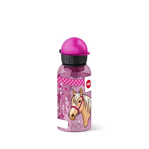 EMSA 518126 KIDS TRITAN Trinkflasche | Kids Horse | 0,4 Liter |100 %...