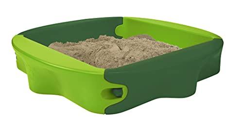 BIG-Sandy mit Hard-Cover - Sandkasten mit bespielbarer...