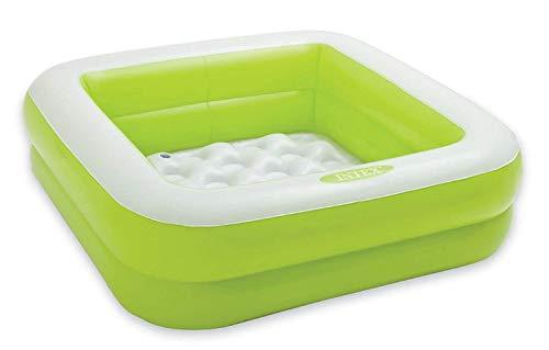 Intex Babypool Play Box Pool 85 x 85 x 23 cm (Grün)