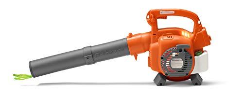 Husqvarna 5864980-01 Spielzeug-Laubbläser (grau, orange, weiß,...