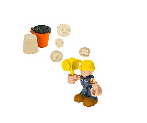 Mattel DYT91 Bob The Builder Toy, Multicolour