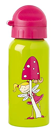 sigikid, Mädchen, Trinkflasche mit Drehverschluss 0,4 l, Florentine,...