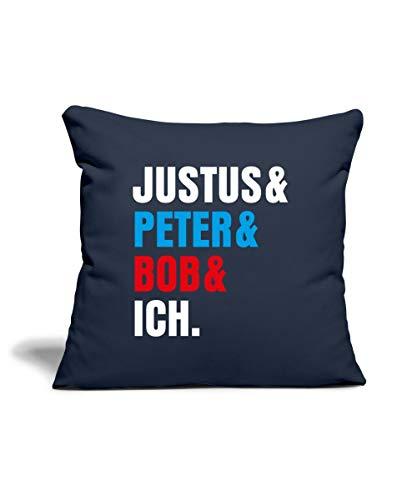 Spreadshirt Die DREI Fragezeichen Justus & Peter & Bob & Ich...