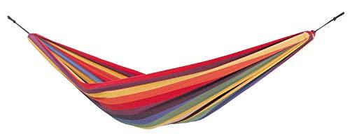 AMAZONAS Bunte Kinder Hängematte Chico Rainbow 2-8...