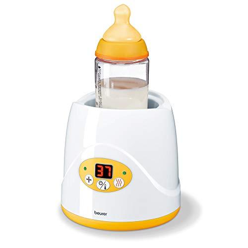 Beurer BY 52 Babykost- und Fläschchenwärmer, zum Erwärmen und...