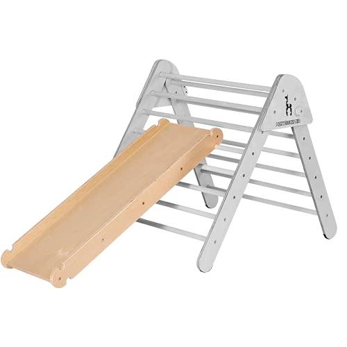 Montessori Kid Rutschbrett Hühnerleiter und Kletterwand für Pikler...