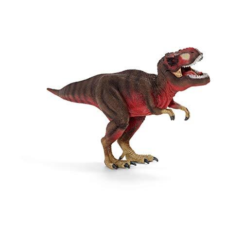 SCHLEICH Red Tyrannosaurus Rex