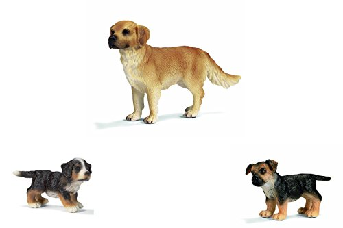 Schleich Hunde Set 3-teilig